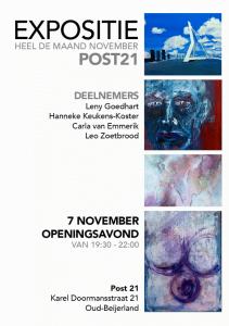 expositie-flyer