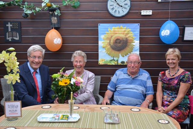 persbericht 063 Echtpaar de Penning uit Maasdam foto