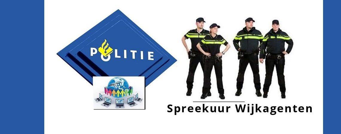 Spreekuur wijkagent in Zuid-Beijerland - Hoeksche Waard - Hoeksche Waard Nieuws