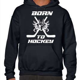 Born to hockey