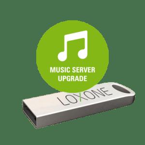 • 1x Loxone USB Stick mit Software zum Upgraden