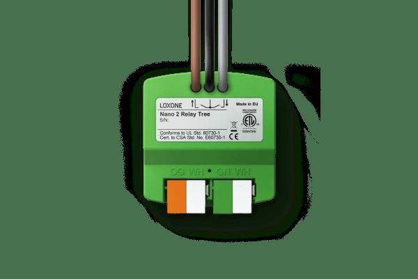 •1x Nano 2 Relay Tree