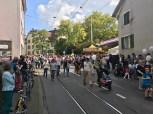 Wümmetfäscht-Umzug 2017 - Grosser Publikumsandrang.