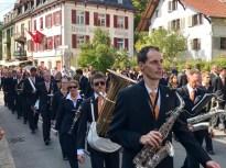 Musikverein Höngg - Wümmetfäscht-Umzug 2017.