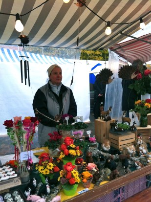 Festplatz & Marktstände, Blumen Jakob