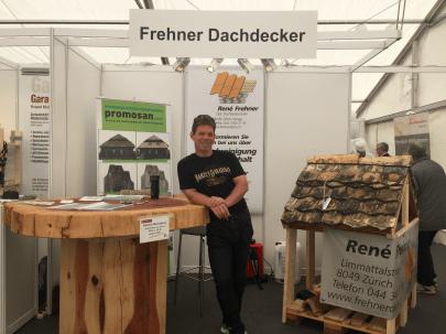 René Frehner Dachdecker