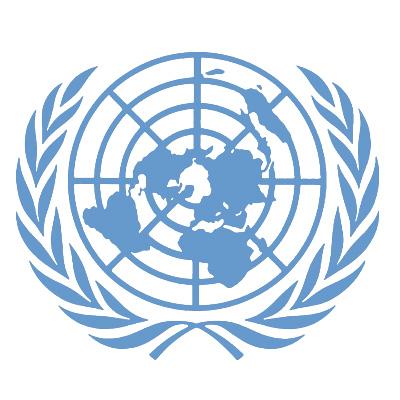 Logo der Generalversammlung der Vereinten Nationen
