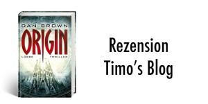 """Cover """"Origin"""" - Dan Brown von Bastei Lübbe"""