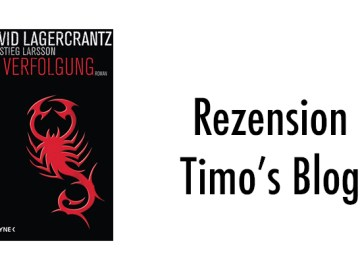 "Rezension ""Verfolgung"" von David Lagercrantz"