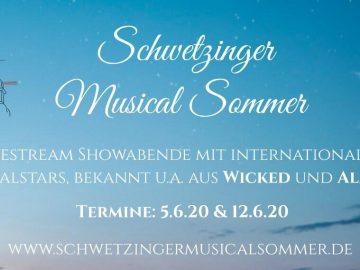 Pressebild, Schwetzinger Musicalsommer, Musical