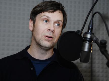 Regisseur Matthias Matschke; Bild: rbb / Hanna Lippmann