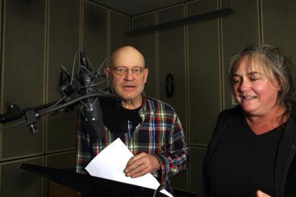 Christian Redl und Marion Breckwoldt; Bild: NDR / Fritz Meffert