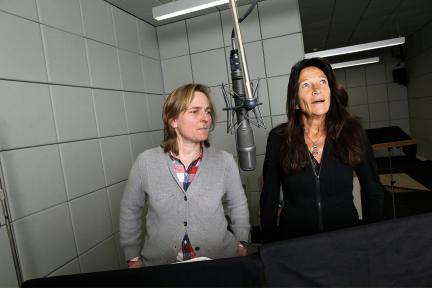 Bettina Hoppe und Tatja Seibt; Bild: WDR/Sibylle Anneck