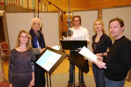 Leslie Malton, Peter Sinn, Florian von Manteuffel, Andrea Sawatzki, Michael Wittenborn; Bild: WDR / S. Anneck