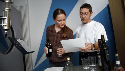 Anne Ratte-Polle und Udo Schenk; Bild: WDR/Sibylle Anneck