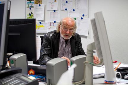 Claus Dieter Clausnitzer; Bild: WDR/Fahri Sarimese