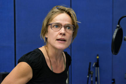 Karoline Eichhorn; Bild: SWR / Alexander Kluge