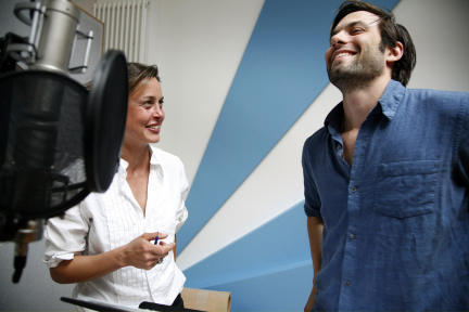 u. a. mit Susanne Wolff, Max Simonischek; Bild: WDR/Sibylle Anneck