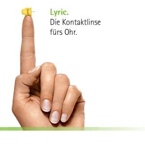 Lyric von Phonak