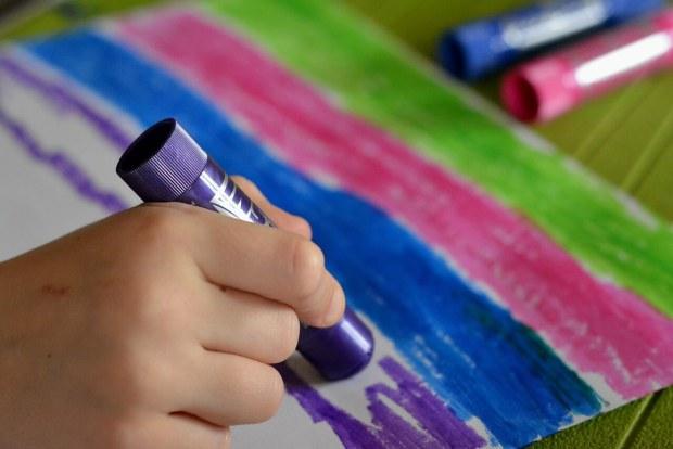 kinderopvang schilderen