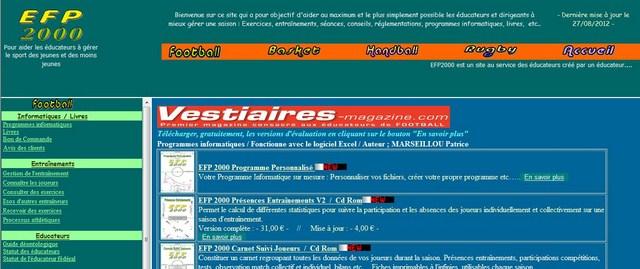 Notre Partenaire : EFP2000 (Patrice Marseillou)
