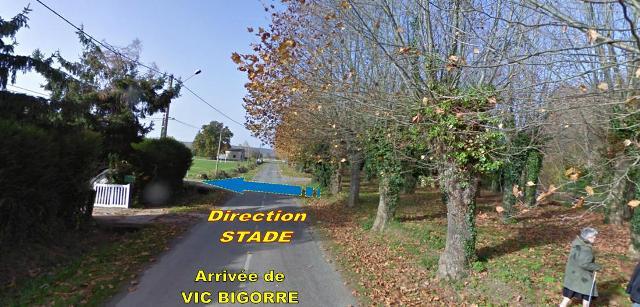 Stade des Arcales – Vic en Bigorre