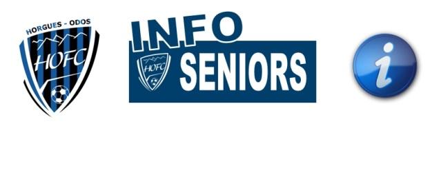 [SEN] Les staffs séniors pour 2021/2022
