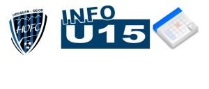 HOFC > HORGUES ODOS FOOTBALL CLUB : Info U15