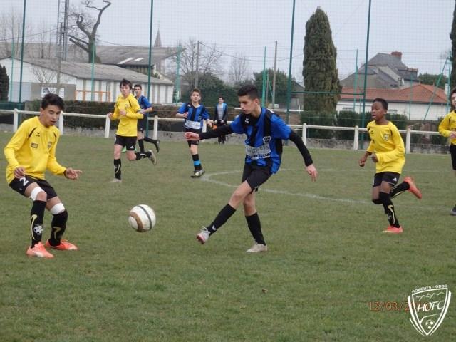 U15 : HOFC – BO GER
