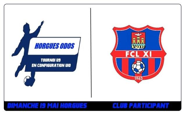 Tournoi U9 – Le FC LOURDES sera present