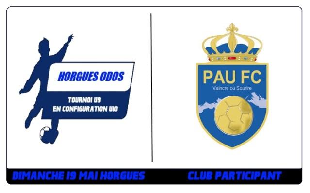 Tournoi U9 – Le FC PAU sera présent