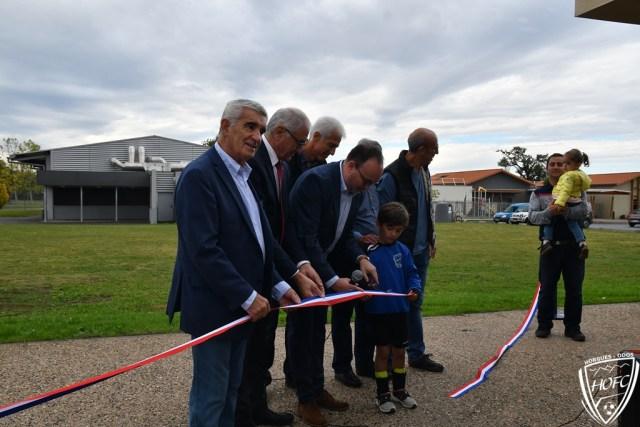 [CLUB] l'inauguration du club house d'Horgues en Photos