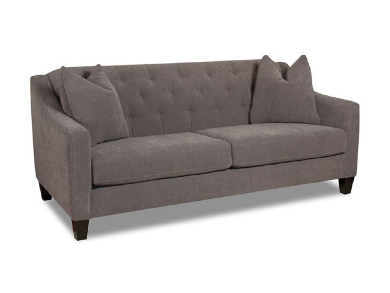 emma tufted sofa living room with purple hoffer furniture click the image for a larger view