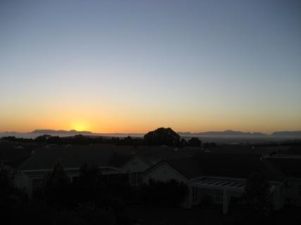 Helderberg Sonne