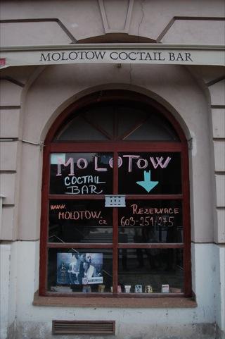 Molotow Coctial Bar