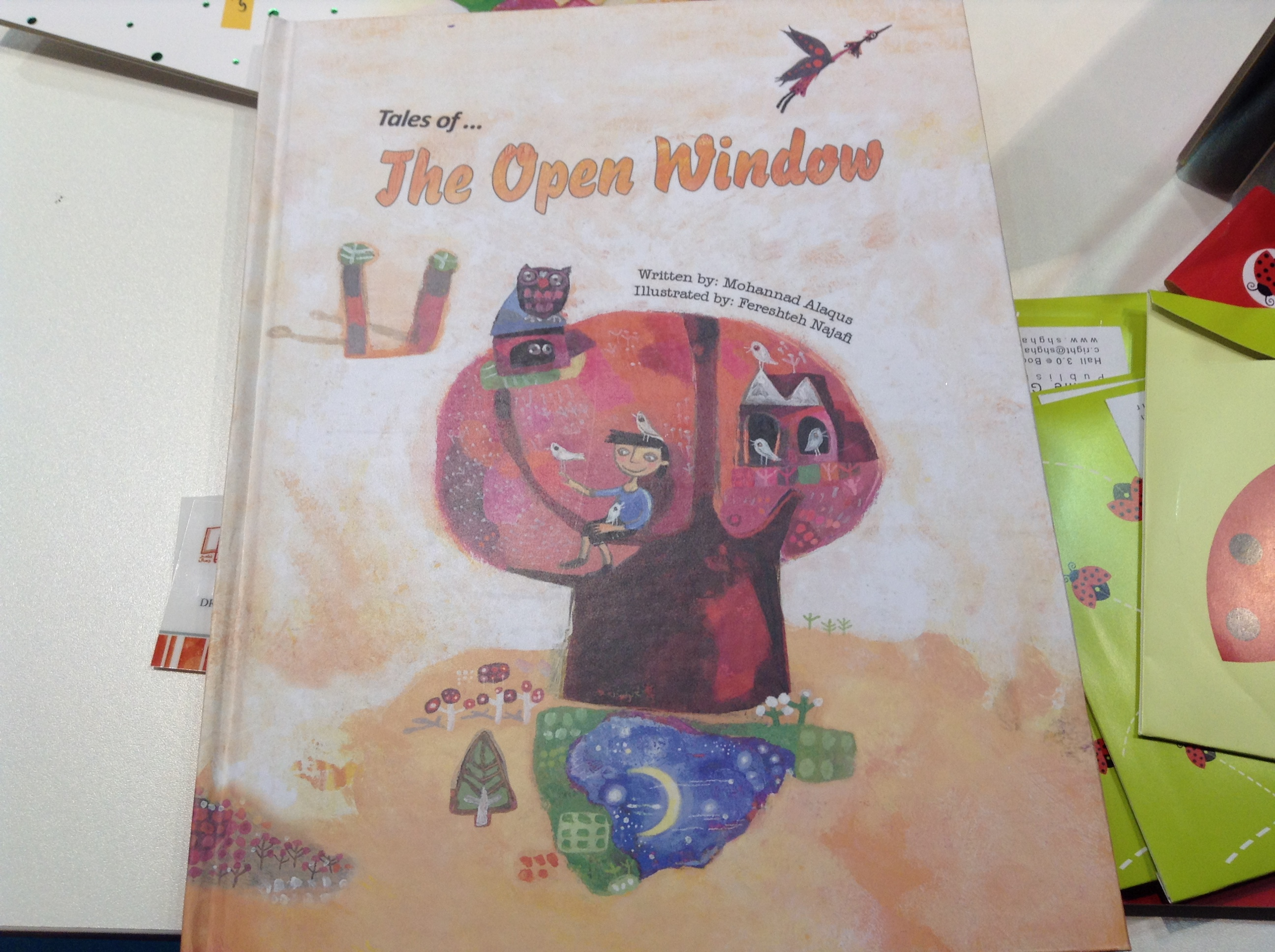 Tales of the Open Window
