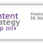 Content Strategy Camp #cosca14 – mein Rückblick