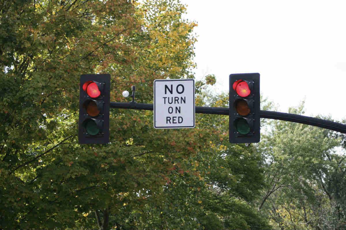 Running Red Light