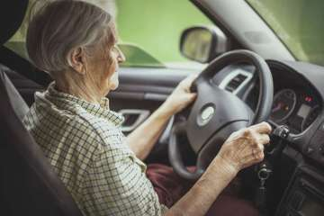 How To Prevent St Louis Senior Citizen Driving Accidents