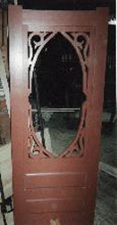 Hoffmeyers Mill manufactures Quality Old Fashioned screen storm Doors custom made using