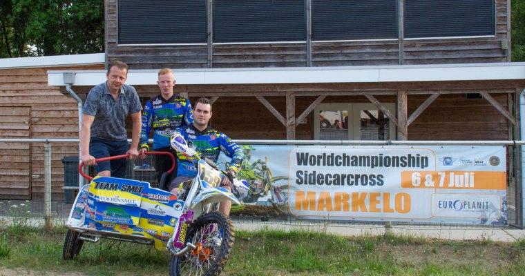 'We proberen de Markelose glorietijd van de motorcross eer aan te doen'