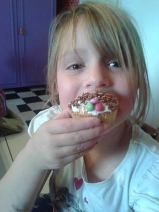 muffin eten