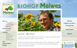 Biolandhof Meiwes  Biohof  Hofladen Detmold