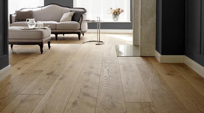 Fussboden aus Parket Linoleum oder Teppichboden  Hofmann
