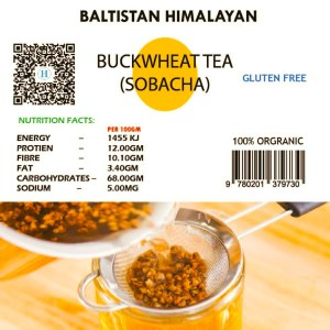 Buckwheat Tea (SobaCha)