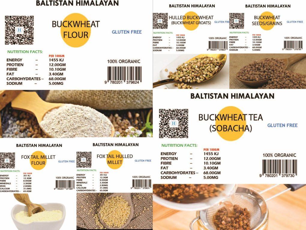 Himalayas Organic Foods Products