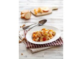 Salat mit Mandarine Rezept