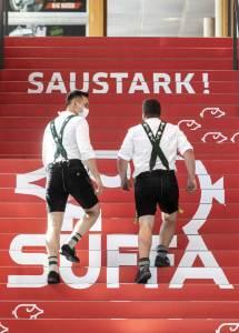 Die 25. Ausgabe der SÜFFA ging ab 20. September erfolgreich zu Ende | Bildnachweis: Landesmesse Stuttgart GmbH