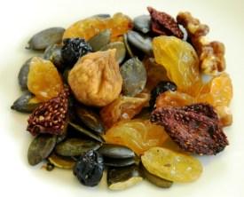Früchte-Nussmischung Frühaufsteher
