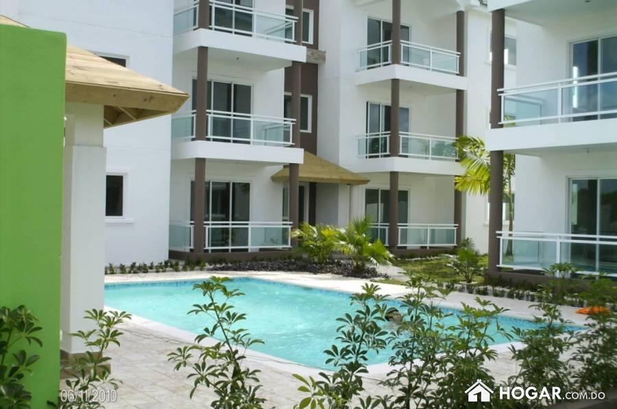 Apartamentos en alquiler Bavaro Punta Cana
